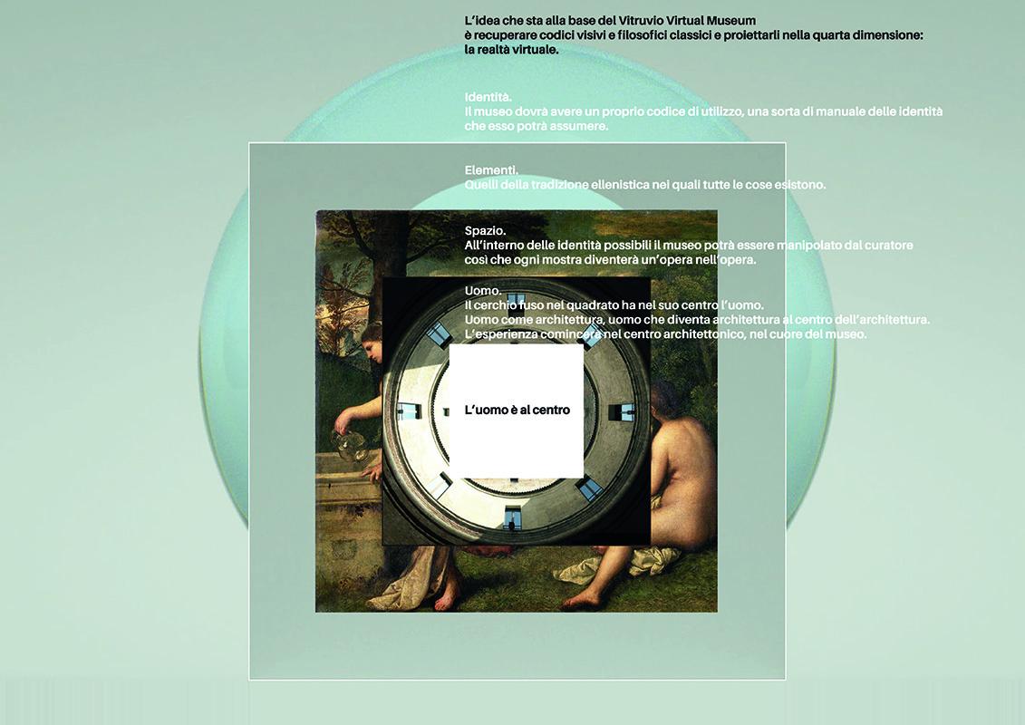 vitruvio virtual museum